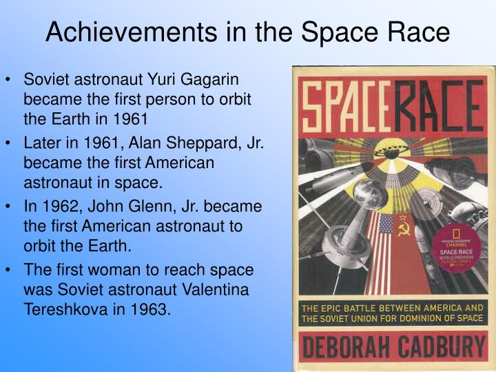 Achievements in the Space Race