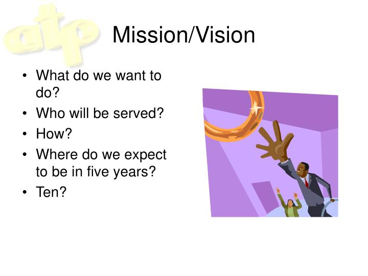 Mission/Vision