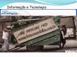 informa o e tecnologia