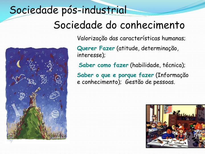 Sociedade pós-industrial