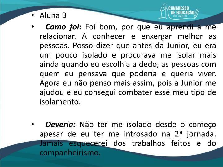 Aluna B