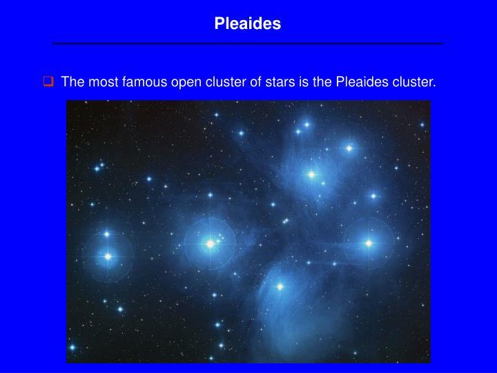 Pleaides