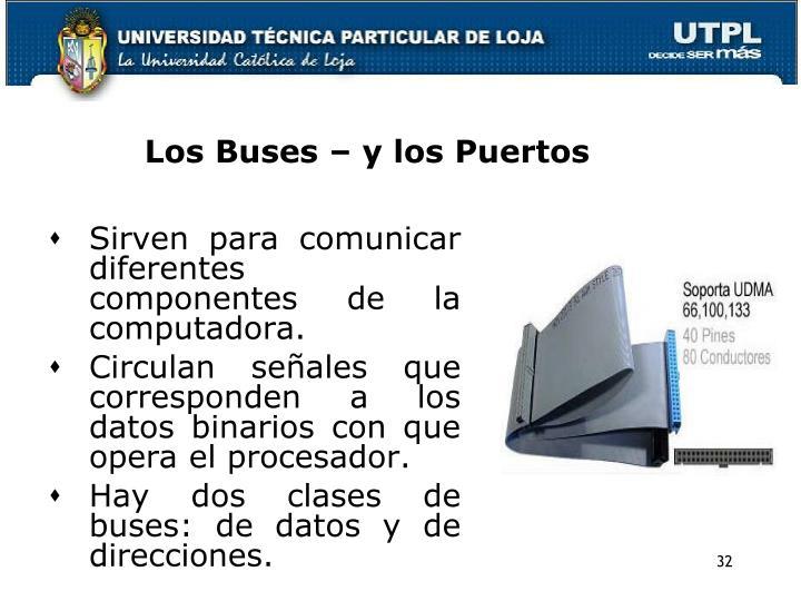 Los Buses – y los Puertos