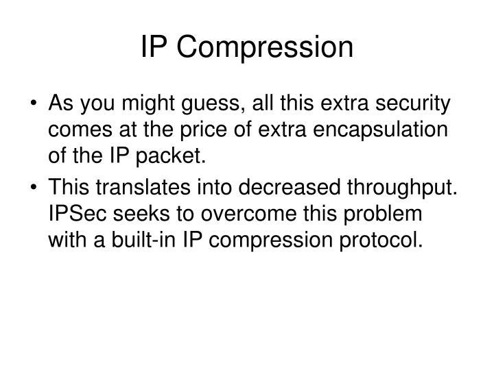 IP Compression