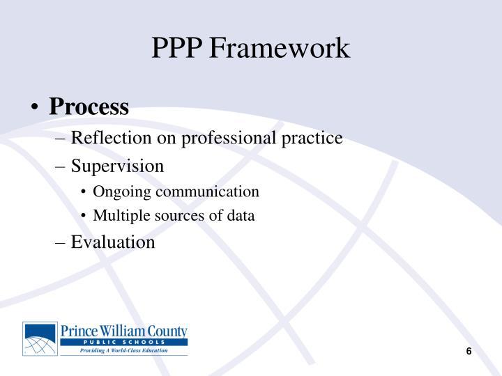 PPP Framework