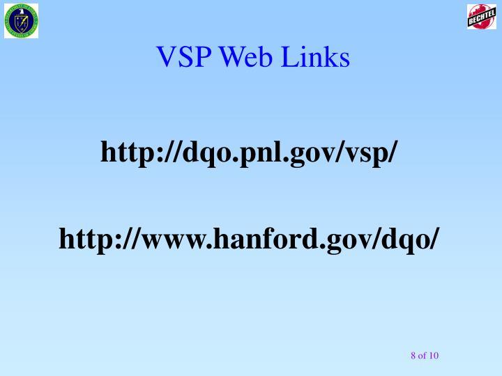 VSP Web Links