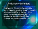 respiratory disorders2