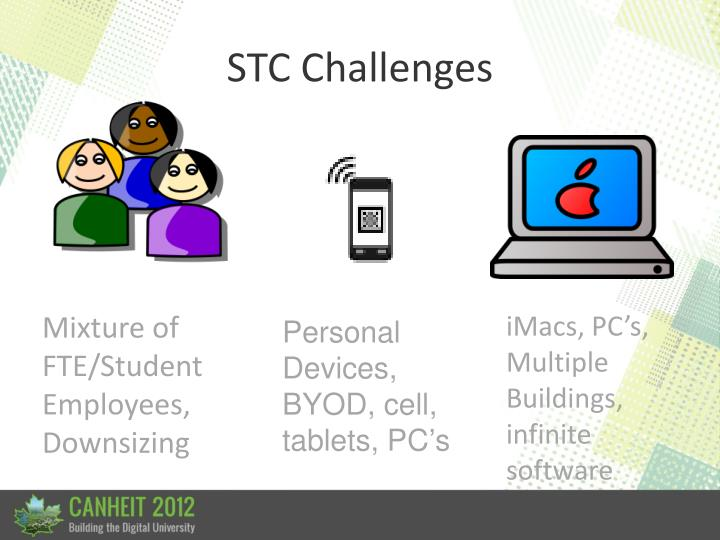 STC Challenges