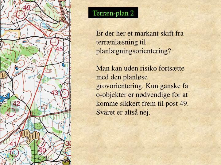 Terræn-plan 2