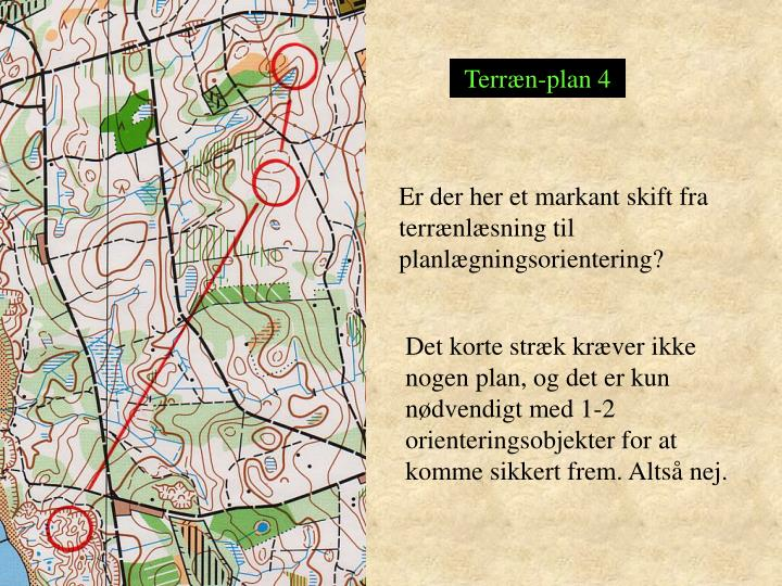 Terræn-plan 4