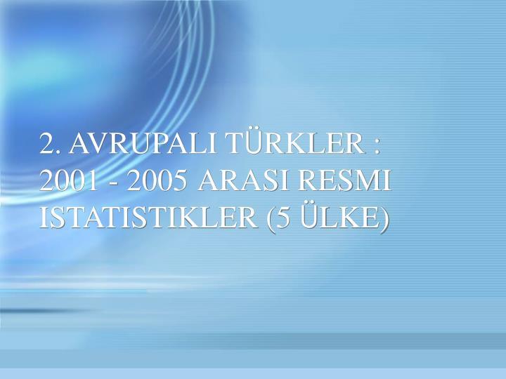 2. AVRUPALI T