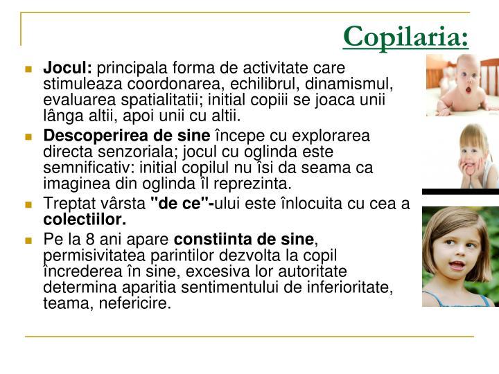 Copilaria: