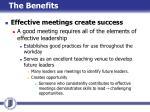 the benefits4