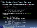 mapreduce wordcount example