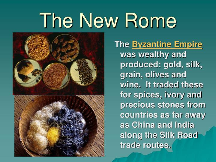 The New Rome