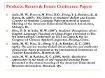 products recent future conference papers1