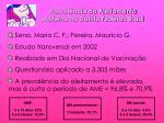 preval ncia do aleitamento materno no distrito federal brasil