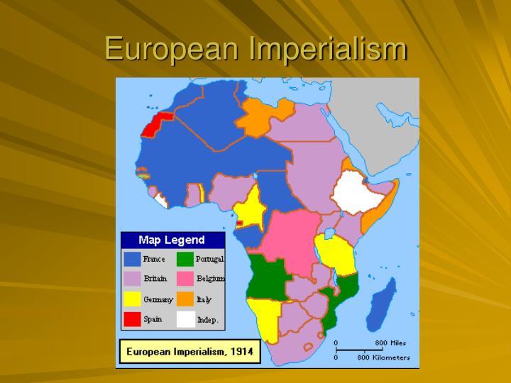 European Imperialism