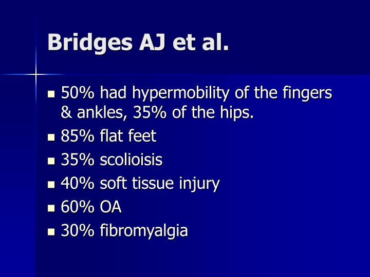 Bridges AJ et al.