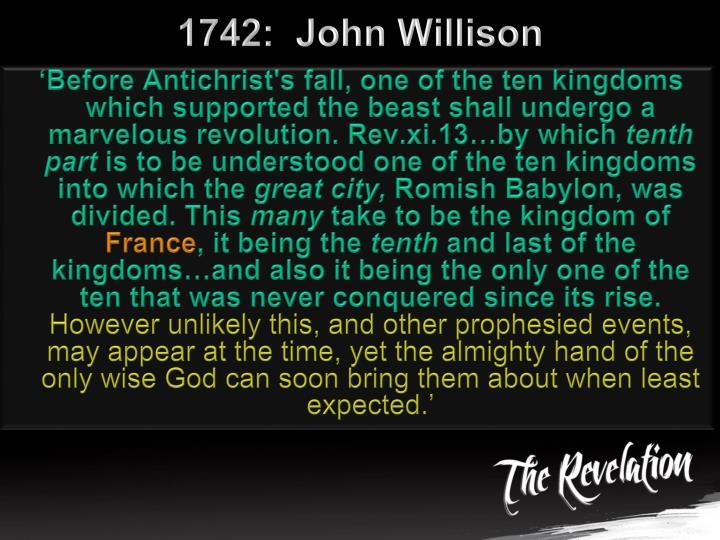 1742:  John
