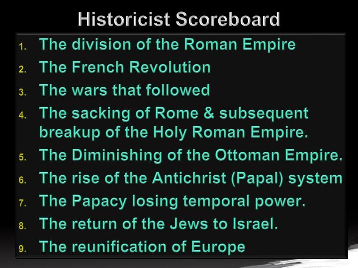 Historicist