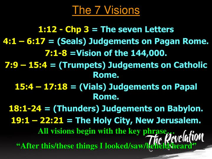 The 7 Visions