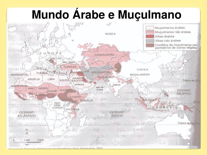 Mundo Árabe e Muçulmano