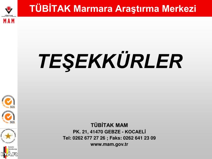 TÜBİTAK Marmara Araştırma Merkezi