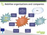 mobilise organisations and companies
