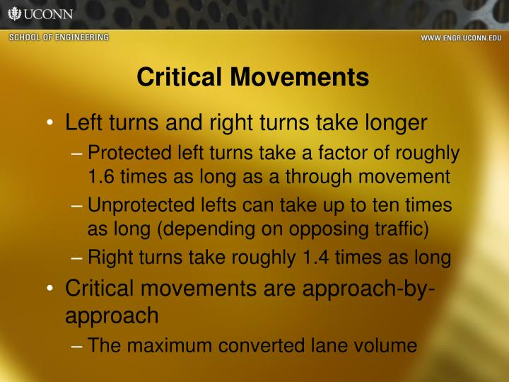 Critical Movements