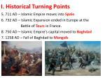 i historical turning points1