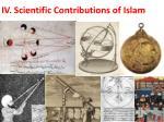 iv scientific contributions of islam4