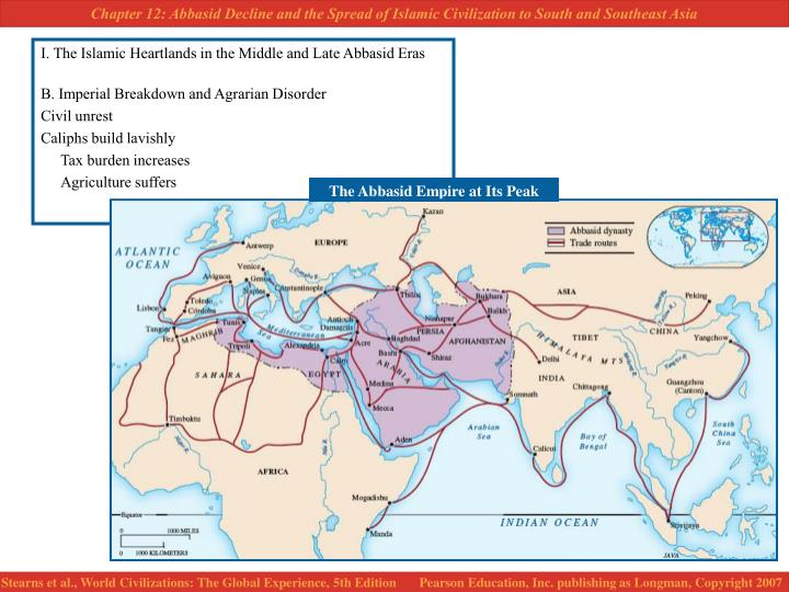 I. The Islamic Heartlands in the Middle and Late Abbasid Eras
