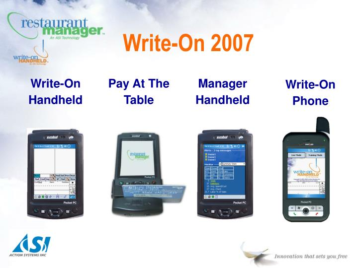 Write-On 2007