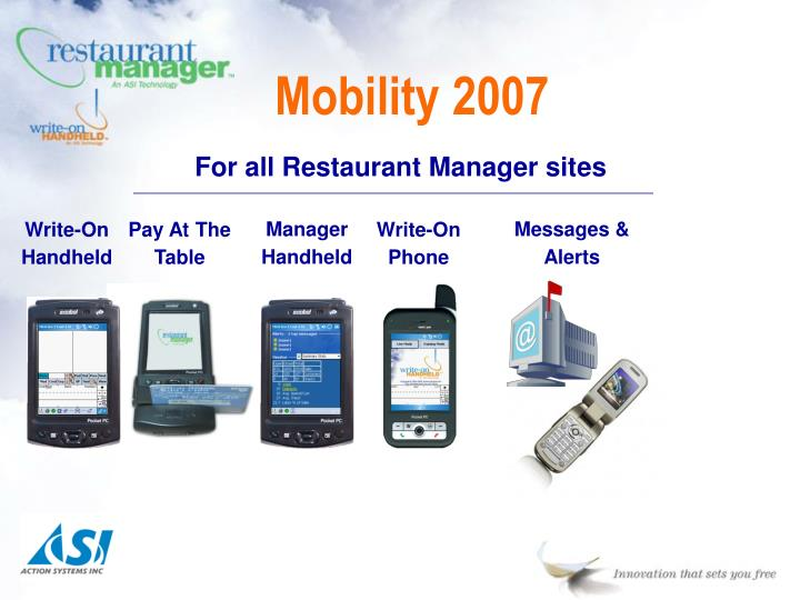 Mobility 2007