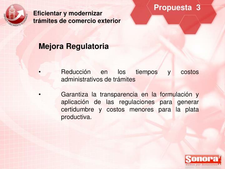 Propuesta  3