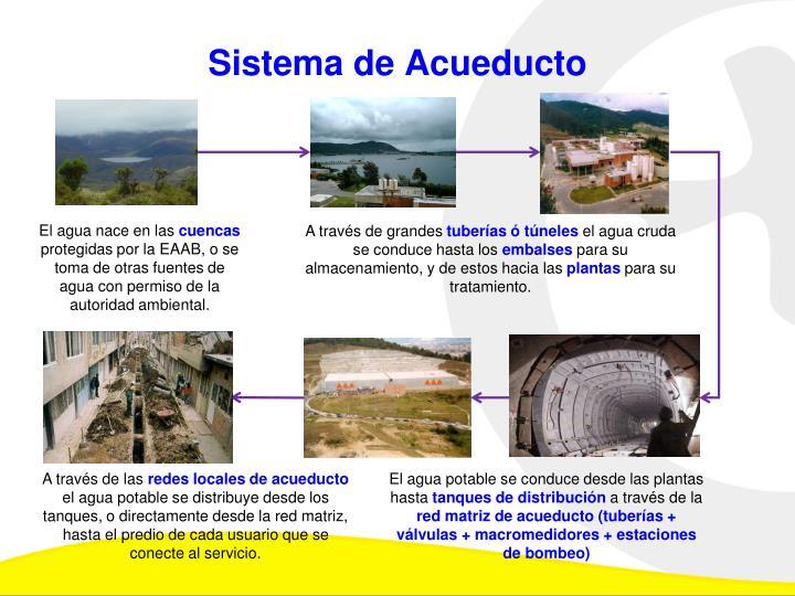Sistema de Acueducto