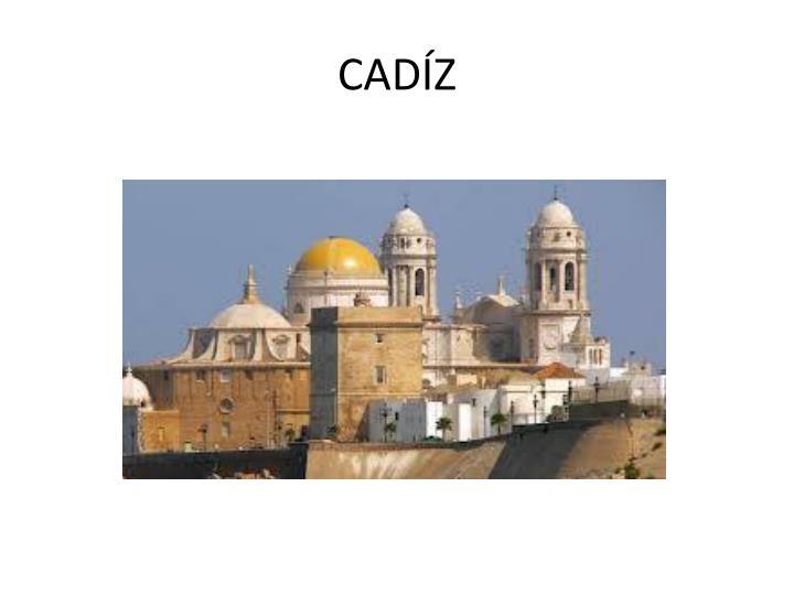 CADÍZ