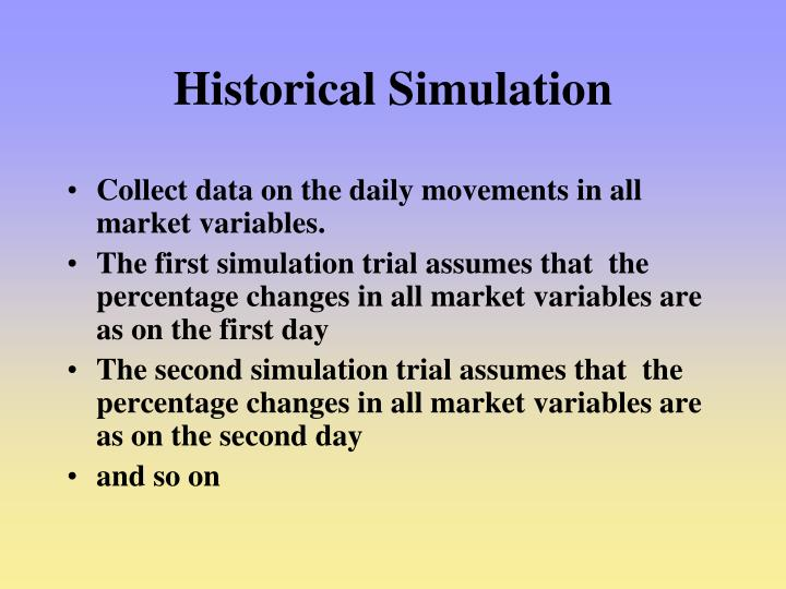 Historical Simulation