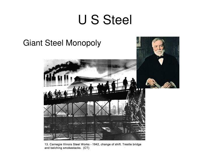 U S Steel