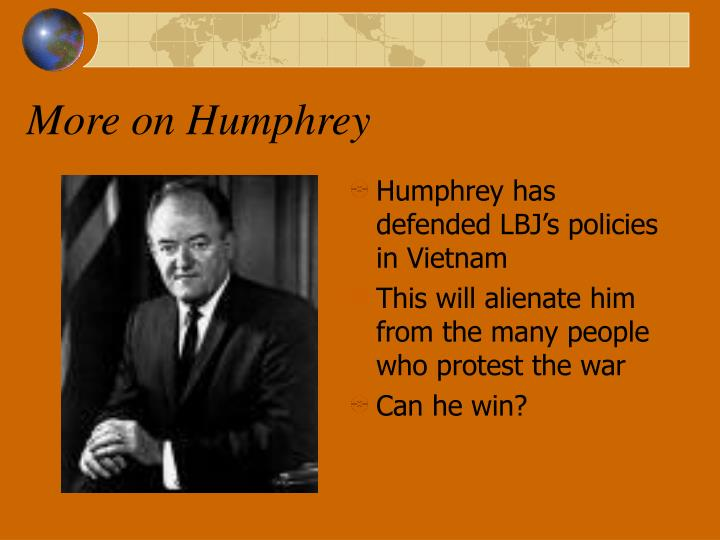More on Humphrey