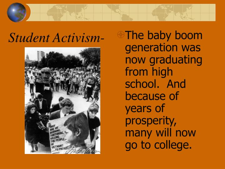 Student Activism-