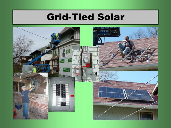 Grid-Tied Solar