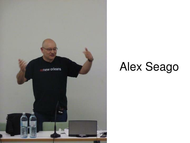 Alex Seago