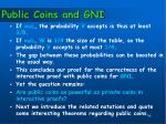 public coins and gni4