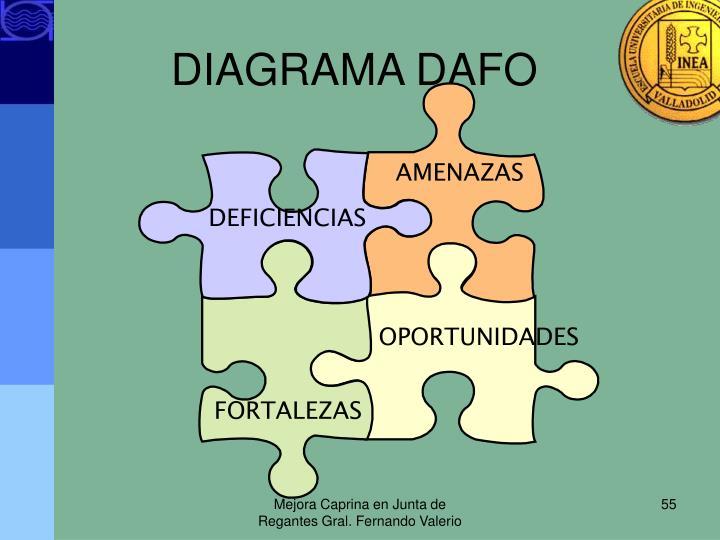 DIAGRAMA DAFO