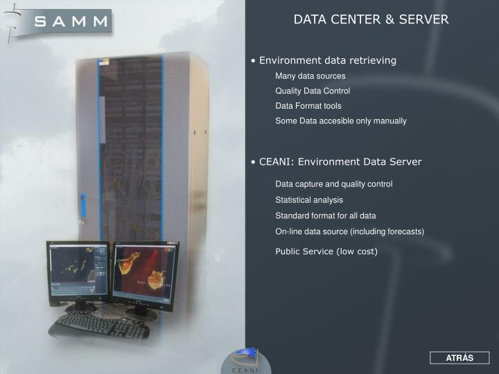 Concentrador de datos