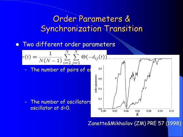 Zanette&Mikhailov (ZM) PRE 57 (1998)