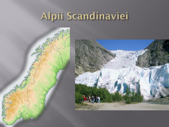 Alpii Scandinaviei