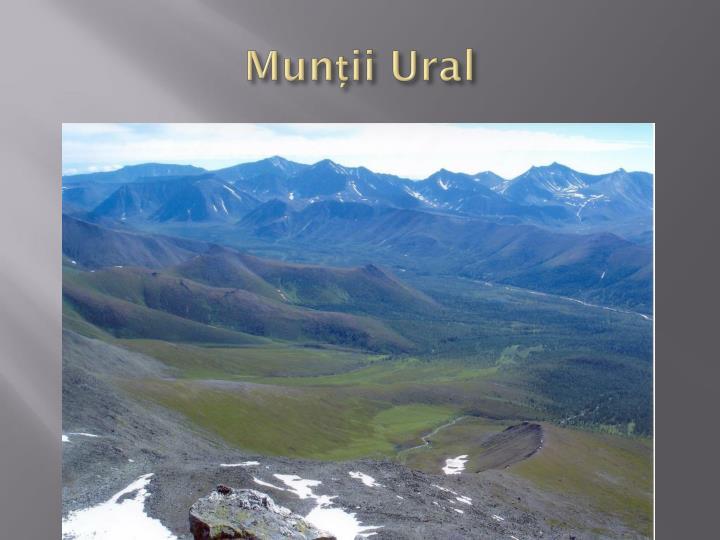 Munții Ural